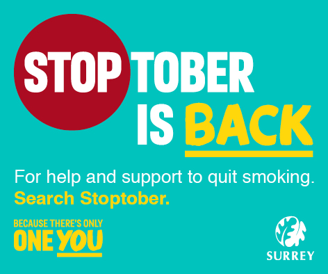 Stoptober is here to help you quit smoking