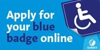Renew or apply for your Blue Badge online