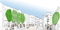 View ambitious regeneration plans for Caterham at the first consultation exhibition event