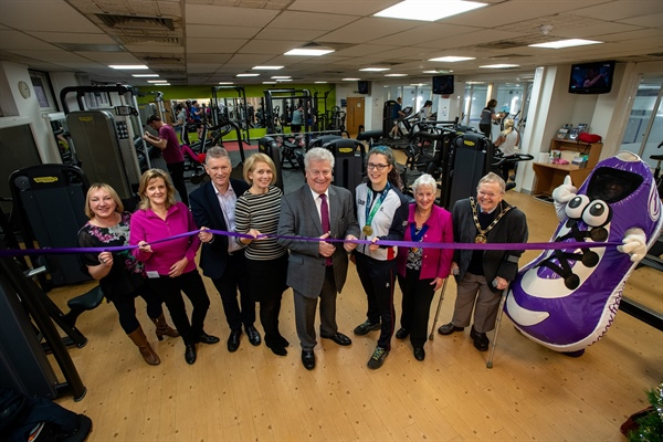 New look Tandridge Leisure Centre opens following £1.1 million investment